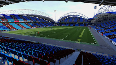 PES 2021 John Smith's Stadium