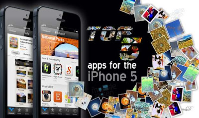 Unseen iPhone 5 Apps