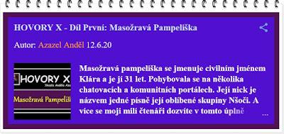 Hovory X - Masožravá Pampeliška