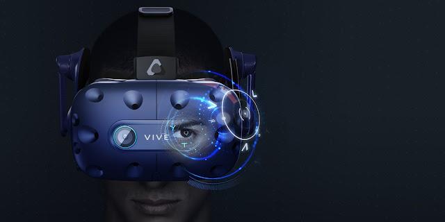 HTC Vive Pro EyeVR