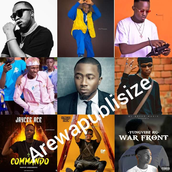 [Controversy] Ice prince still looks for record labels to sign him, while jos based artists look up to him, to sign them #Arewapublisize