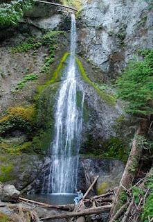 Wayne dunlap Merrymere Falls Olympic Peninsula Washington