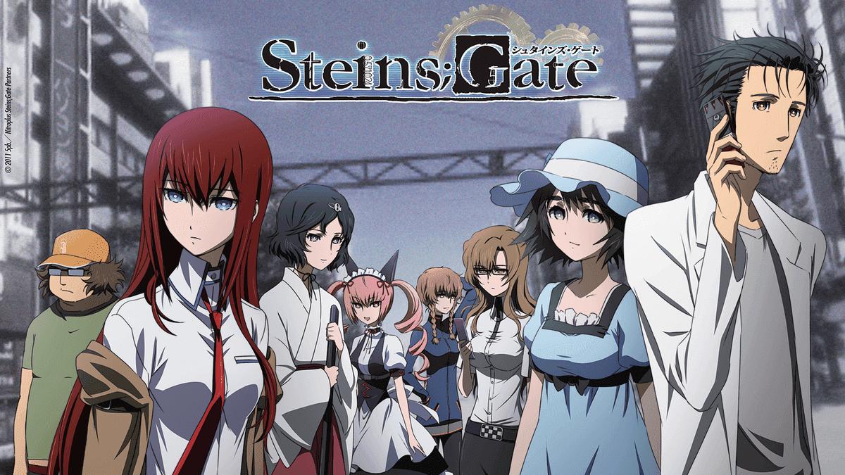 Anime 'Mesin Waktu' Steins; Gate Akan Dapatkan Adaptasi Live Action