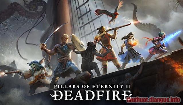 Download Game Pillars of Eternity II: Deadfire Full Crack
