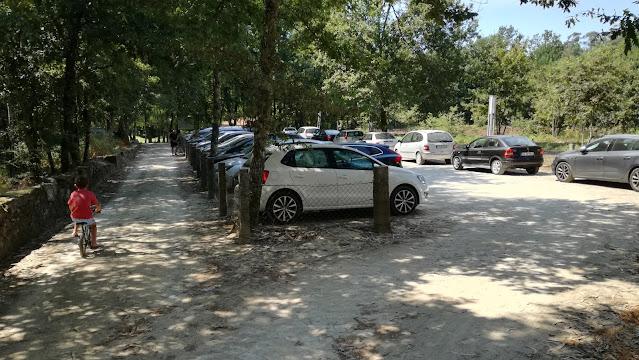 Parque de Estacionamento Praia Fluvial Felinhos