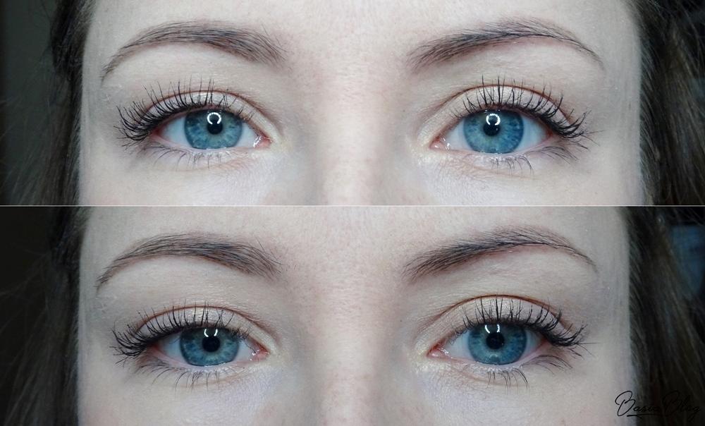 My Secret Ultra Volume Mascara efekt