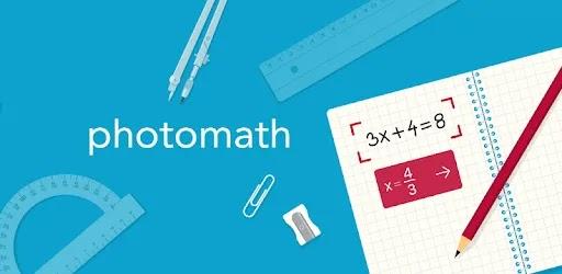 Photomath هو تطبيق يتحدث بشكل صحيح ، مما يجعله أداة مفيدة للطلاب لتعلم الرياضيات