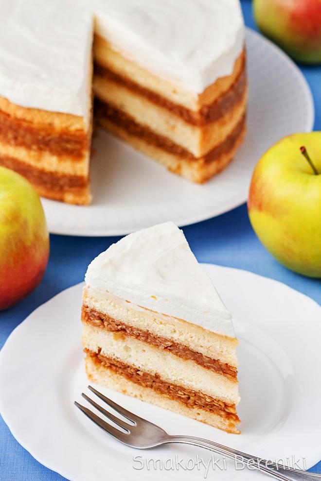 jabłecznik z cynamonem