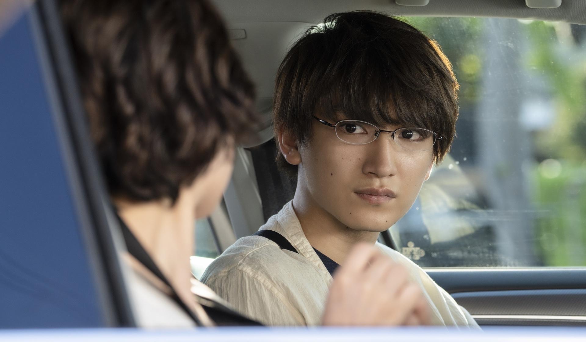 Sensei, Would You Sit Beside Me? film - Takahiro Horie