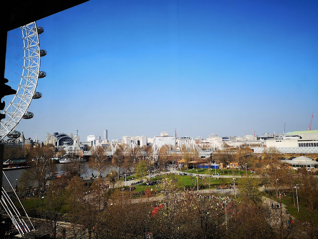 View of the South Bank from Premier Inn