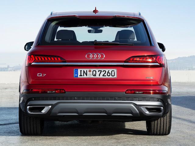 Novo Audi Q7 2021 chega ao Brasil - Preço R$ 414.990
