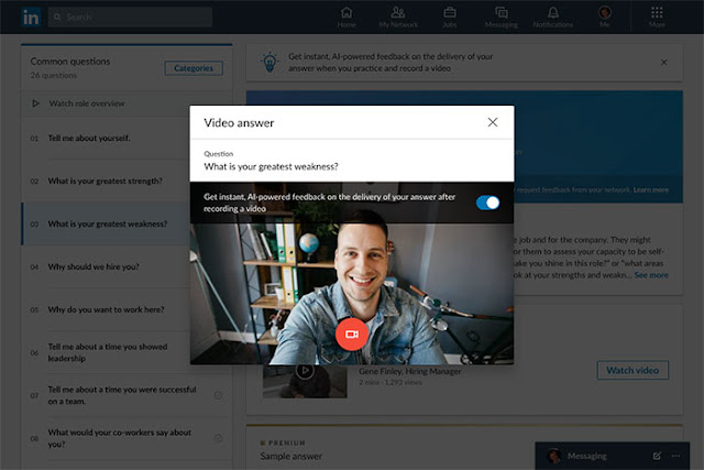 Video Introductions: LinkedIn Virtual Job Interviews Tool: Everything that You Should Know: eAskme