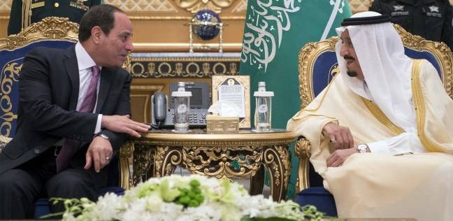 تفاصيل القمة المصرية السعودية بين الرئيس السيسي وخادم الحرمين الشريفين