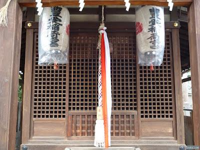 恵美須神社豊受稲荷神社