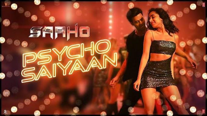 Psycho Saiyaan Lyrics Saaho