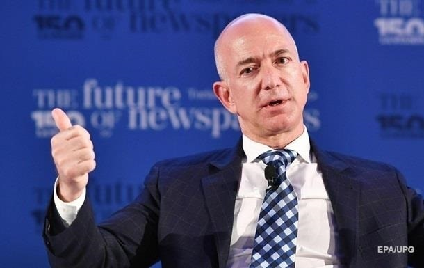 Джефф Безос розкрив секрет успіху Amazon