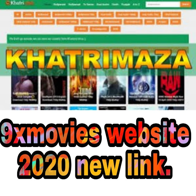 9Xmovies 2020- original website link.