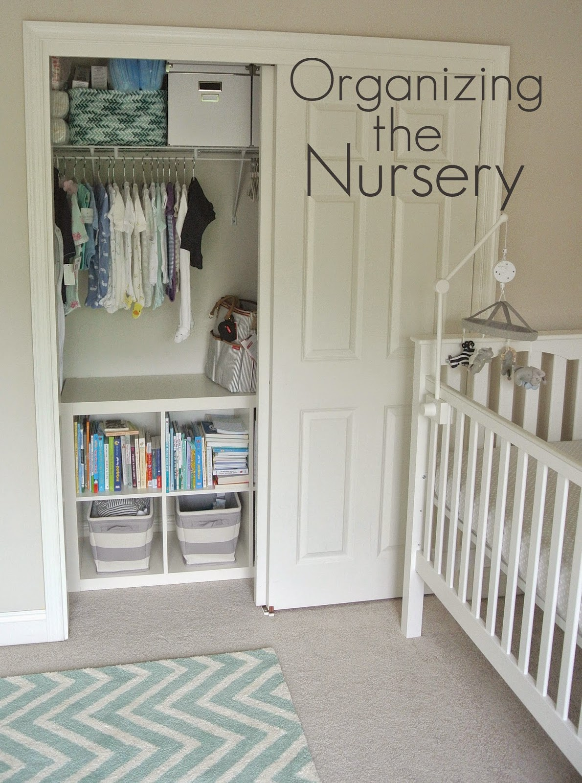 Olive Lane Organizing The Nursery