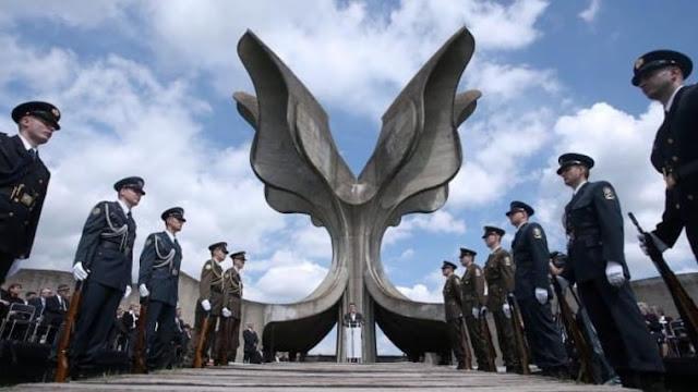 političari u Jasenovcu