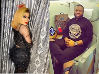 Bobrisky Slams Celebrites Over Hushpuppi's fraud case
