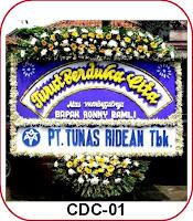 Bunga Papan Duka Cita di Jakarta