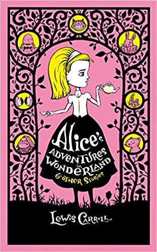 Alice's Adventures in Wonderland The Barnes and Noble Leatherbound Classic