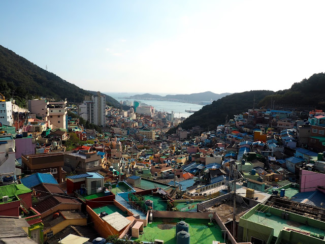 Gamcheon, Busan, South Korea