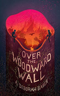 Over the Woodward Wall (Untitled #1) by A. Deborah Baker (Seanan McGuire)