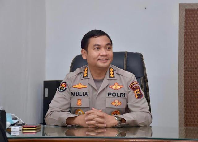 Jelang Lebaran,  6 Wilayah Provinsi Jambi Masuk Zona Orange
