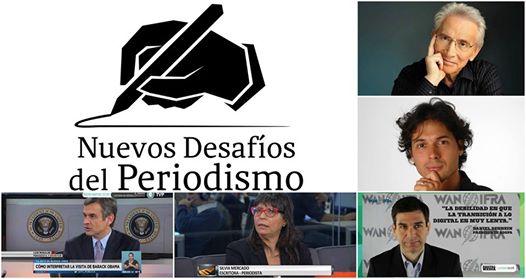 """2ª Edición del Foro """"Nuevos Desafíos del Periodismo"""""""