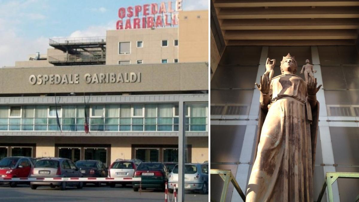 neonato morto ospedale Garibaldi Procura Catania
