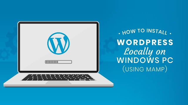 How To Install WordPress On A Local Computer...!!