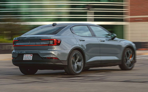 Polestar 2: autonomia no EPA abaixo do Model 3 decepciona