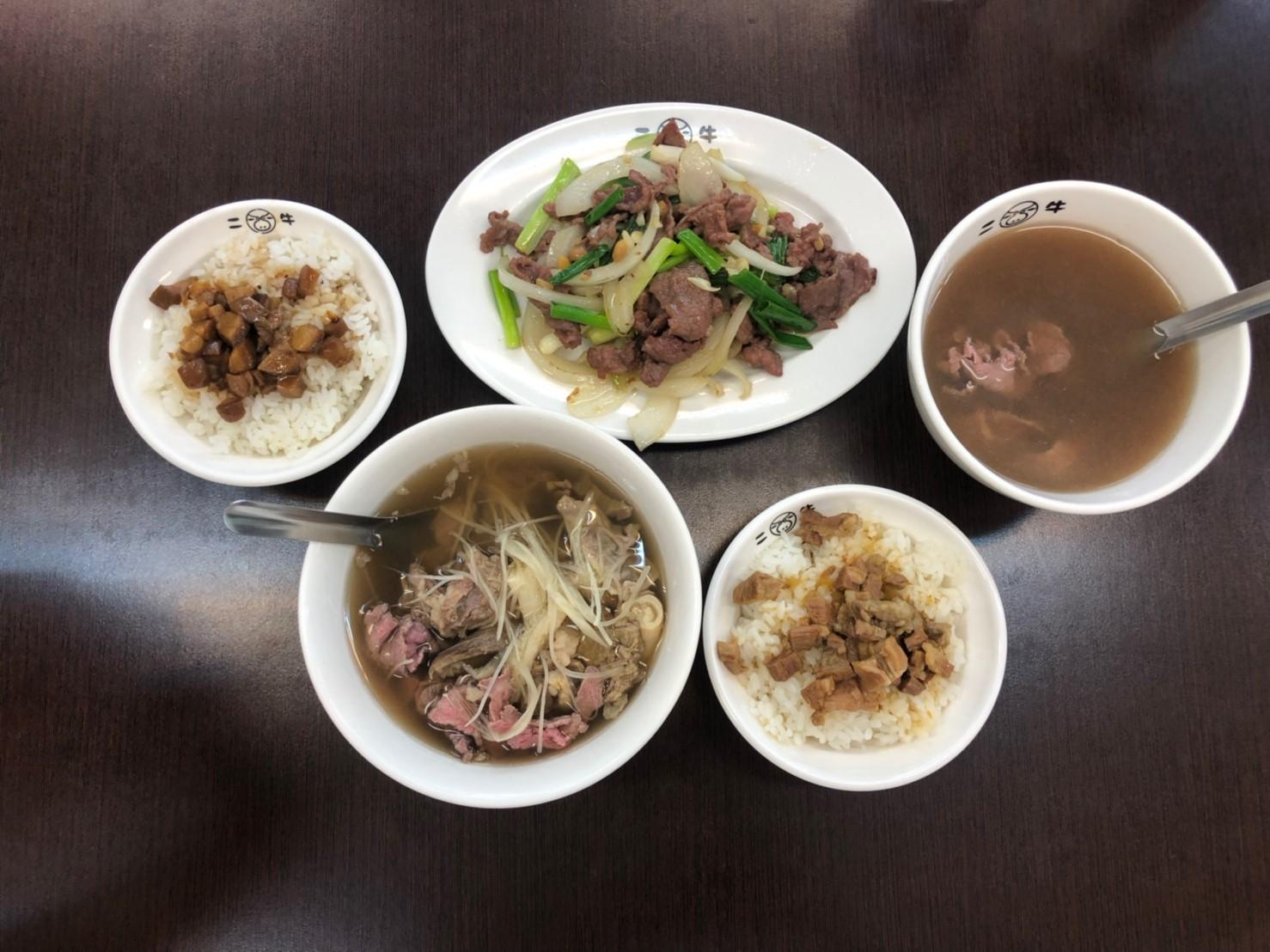 台南牛肉湯推薦