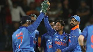 Rohit Sharma 115 - South Africa vs India 5th ODI 2018 Highlights