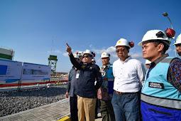 Gubernur NTB dampingi Menteri ESDM Resmikan Tol Listrik Sumbawa-Bima