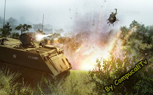 Men of War Vietnam 2011 [PC Full] Reloaded Descargar