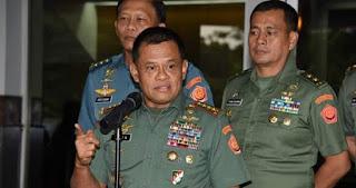 Soal Nobar Film G30S/PKI, Panglima TNI : Itu Perintah Saya, Mau Apa?