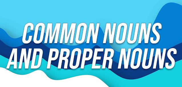 Common dan Proper Noun