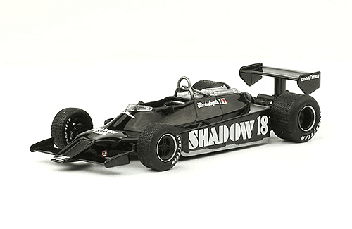 Shadow DN9 1979 Elio De Angelis f1 the car collection