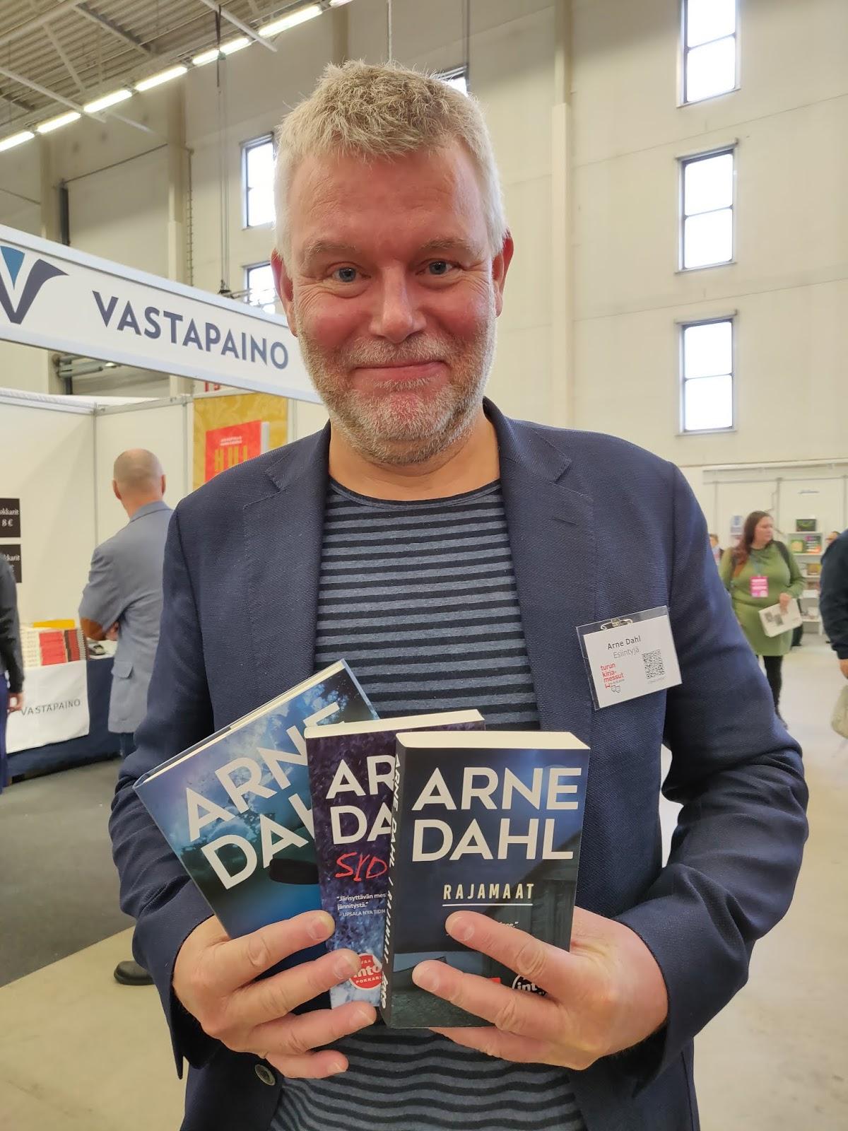 Arne Dahl Sarja