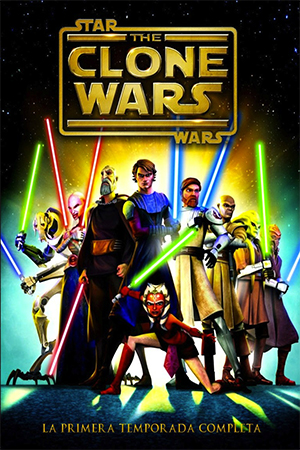 Star Wars: The Clone Wars o Star Wars [Temporada 1] [Mega] [HD]