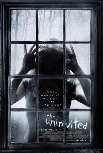 The Uninvited 2009 Dual Audio ORG Hindi BluRay 480p 300MB Esubs movie poster