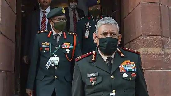 CDS General Bipin Rawat, Accompanied by COAS MM Naravane