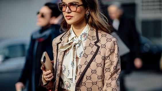 Gucci Street Style Fashion
