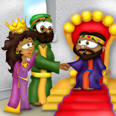 The Festival of Purim (Esther 8-10)