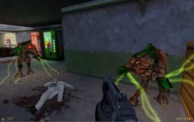 لعبة Half Life للكمبيوتر