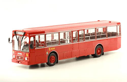 Pegaso 6038 1986 EMT de Madrid colección camiones pegaso salvat
