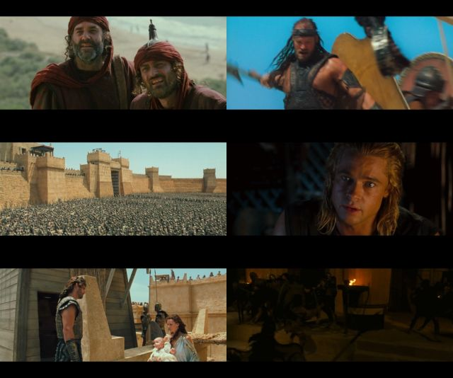 Troya (2004) BRRip HD 1080p Latino Dual