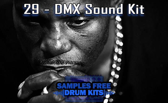 29 - DMX Sound Kit Download Grátis